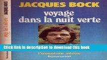 [Download] VOYAGE DS LA NUIT VERTE Paperback Free