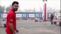 Virat Kohli Tips How To Hit For Six - Virat Kohli Batting Style