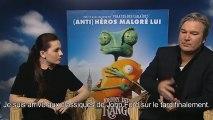 Rango : interview de Gore Verbinski