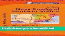 [Download] Michelin USA: New England, Hudson Valley / Etats-Unis: Nouvelle Angleterre, Vallee de l