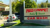 RED CARPET CARWASH PALM DESERT!  ALL YOU CAN WASH BUFFET  RCPD 15sec