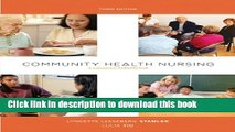 [Download] Community Health Nursing: A Canadian Perspective (3rd Edition) Hardcover Online