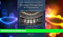 READ book  Personnel Management in Government: Politics and Process, Seventh Edition (Public