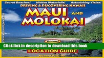 [Popular] Driving   Discovering Hawaii: Maui   Molokai Hardcover OnlineCollection