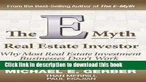 [Popular] The E-Myth Real Estate Investor Kindle Free