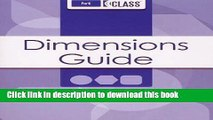 [Download] Classroom Assessment Scoring System  (CLASS  ) Dimensions Guide, Pre-K Paperback