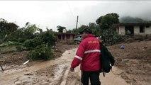 Al menos 40 muertos por deslaves tras paso de Earl por México