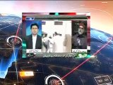 Check Out Hamid Mir's Condition When Zaid Hamid Proves That Hamid Mir Is Working For Raw