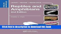 [Download] Reptiles and Amphibians: Self-Assessment Color Review, Second Edition (Veterinary