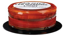 Wolo 3210 R Emergency 1 Rotating Emergency Warning Light Red Lens Magnet Mo