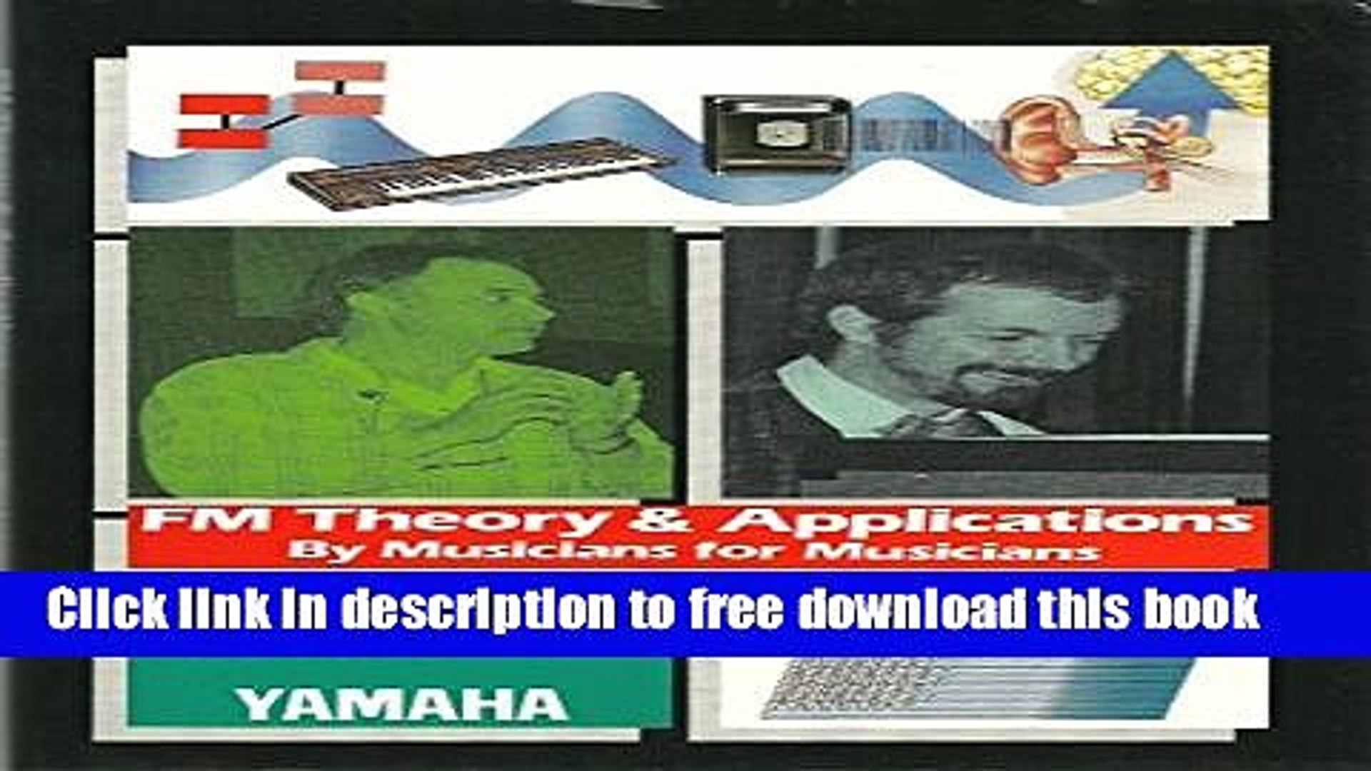 [Download] Fm Theory and Applications: By Musicians for Musicians Kindle Collection