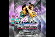 Cash Addictz ENT Coffee Brown ENT Presents Exotic Black Light Party