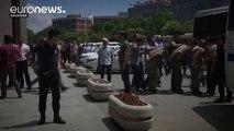 تركيا تحذر الولايات المتحدة من خطر التضحية بعلاقاتهما الثنائية من أجل غولن