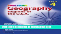 [PDF] Spectrum Geography, Grade 4: Regions of the U.S.A (McGraw-Hill Learning Materials Spectrum)