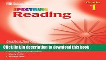 [PDF] Spectrum Reading, Grade 1 (McGraw-Hill Learning Materials Spectrum) E-Book Free