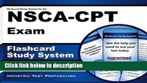 [PDF] Flashcard Study System for the NSCA-CPT Exam: NSCA-CPT Test Practice Questions   Review for