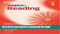 [PDF] Spectrum Reading, Grade 3 (McGraw-Hill Learning Materials Spectrum) E-Book Free