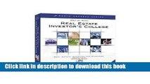 [Read PDF] Dolf de Roos  Real Estate Investor s College: Real Estate Investing for Everyone Ebook