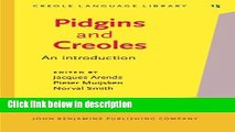 [PDF] Pidgins and Creoles: An introduction (Creole Language Library) Full Online