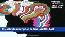 [Download] Milton Glaser: Graphic Design Hardcover Online
