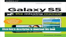 Read Galaxy S5: The Missing Manual Ebook Free - video