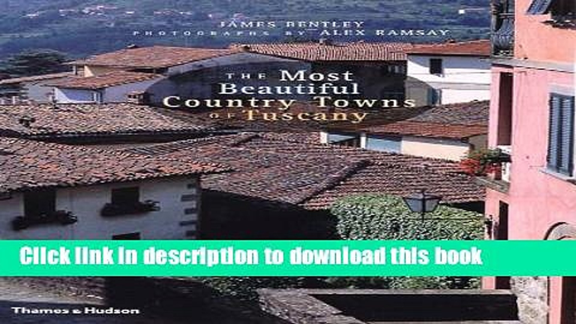 [PDF] The Most Beautiful Country Towns of Tuscany (Most Beautiful Villages Series) [Full Ebook]
