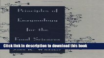 [PDF] Principles of Enzymology for the Food Sciences, Second Edition, (Food Science and
