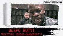 Despo Rutti - Freestyle Booska Dangeroot's #throwback2010