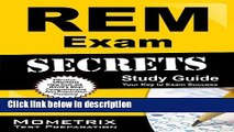 Books Study Notes for the REM Exam Study Guide: REM Test Review for the Registered Environmental