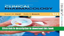 [Popular] Books Roach s Introductory Clinical Pharmacology Full Online