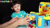 출동! 슈퍼윙스 라임정비사! 도니를 정비하라! 공구 장난감 놀이 LimeTube & Toy 라임튜브/ Tune up Doni! Superwings Tool toy play LimeTube&Toy