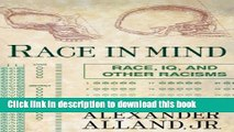 [Popular] Race in Mind: Race, IQ, and Other Racisms Kindle OnlineCollection