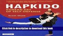 [Download] Hapkido: Korean Art of Self-Defense Paperback Free