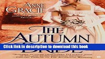 [Popular] Books The Autumn Bride (A Chance Sisters Romance) Full Download
