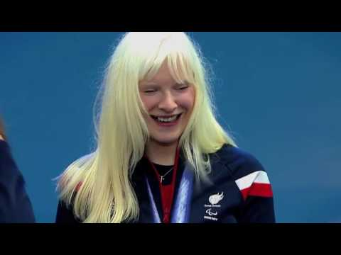 Breaking down barriers – Sochi 2014 Winter Paralympics -DESCRIPTIVE VOICE OVERS