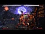 Mortal Kombat X Bo' Rai Cho 30% Dragon Breath Kombo