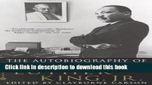 [Download] The Autobiography of Martin Luther King, Jr. Kindle Free