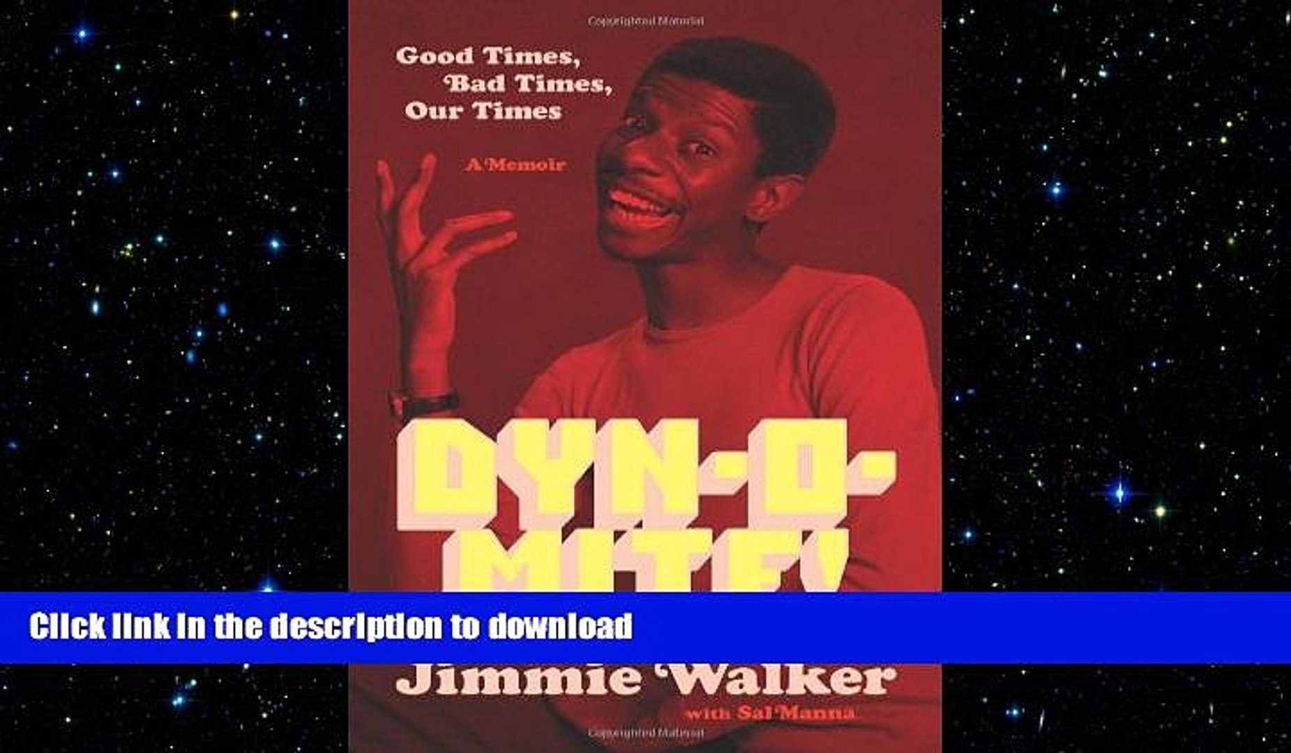 FREE PDF Dynomite!: Good Times, Bad Times, Our Times--A Memoir DOWNLOAD  ONLINE