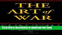 [Popular] The Art of War (Chiron Academic Press - The Original Authoritative Edition) Kindle Free