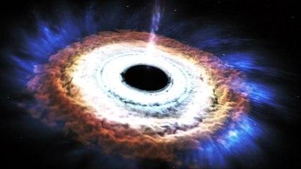 Los agujeros negros podrían ser 'puertas traseras'