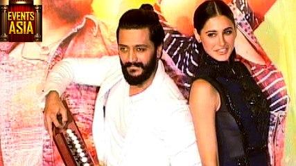 BANJO Movie Trailer Launch | Riteish Deshmukh, Nargis Fakhri | Events Asia