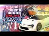 GTA Cunning Stunts - Cumming Stunts!  (Grand Theft Auto Funtage #1!)