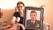 Darbe Girişiminde Şehit Olan Kurmay Albay Sait Ertürk'ün Annesi Konuştu