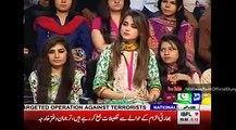 Marvi Memon, Danial Aziz Was No Space On The Sofa With Chaudhry Shujaat Hussain - Ajmal Wazir