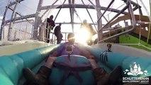 Plus grand toboggan aquatique du monde   vraiment kiffant