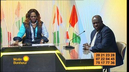 Matin Bonheur de RTI 1 du 10 août 2016 avec Marième Touré