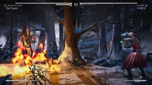 WHAT A CLOSE MATCH! - Mortal Kombat X Ermac Vs Scorpion! (Online Ranked)