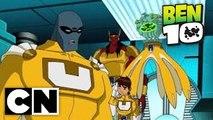 Ben 10 Omnitrix Season 2 Episode 19 - The Galactic Enforcers