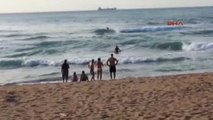 Bartın - Boğulma Tehlikesi Geçiren 4 Kişi Jet Ski ile Kurtarıldı