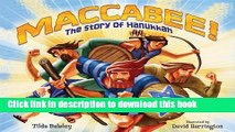 [PDF] Maccabee!: The Story of Hanukkah Free Online